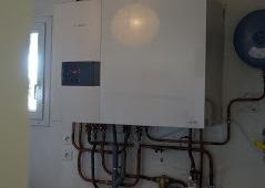 Installation d'une chaudière à gaz à Pau 64