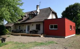 Créer une extension en bois à Pau